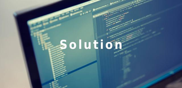 キービジュアル | アプリケーション開発